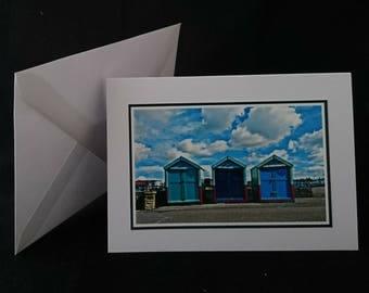 Photography A6 Brighton- Hove card (C042017)