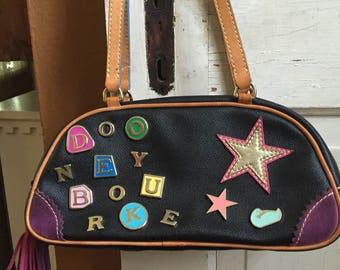 Sweet Authentic Dooney & Bourke Handbag Purse! New! A rare find! Lots of fun!