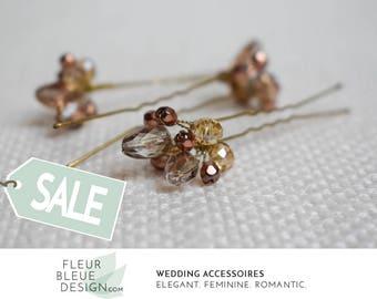 bridal hair pins | wedding hair pins | pearl hair pins | wedding hair accessories | bridal hair accessories