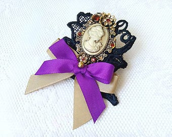 Madame Eleanor (brooch)