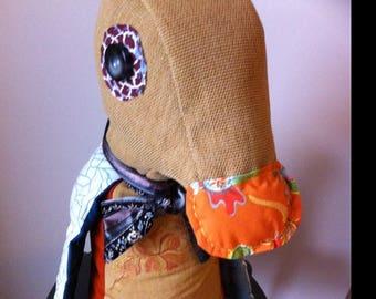 Plush Toy duck - unique and original creation for children