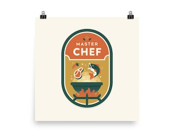Master Chef Badge