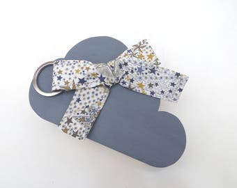 Door key pendant for mothers liberty_fete bow bag