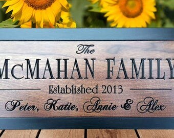 Wood Wedding Sign Personalized Wedding Gift Sign Custom Wedding Signs Engagement Gift Couples Name Sign Rustic Wedding Sign Home Décor