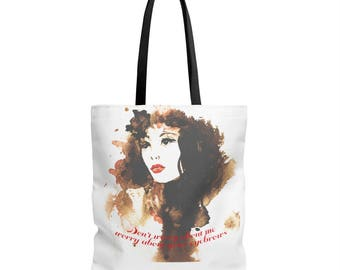 DonT Worry About Me Worry About Your Eyebrows  Tote Bag