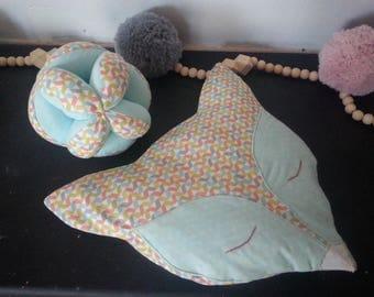 bouillotte s che n 2 fleur vintage ecru aux noyaux de. Black Bedroom Furniture Sets. Home Design Ideas