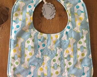 Cotton/Flannel Baby Bib