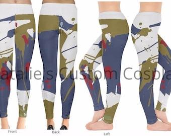 Paint it Up! Cosplay Leggings