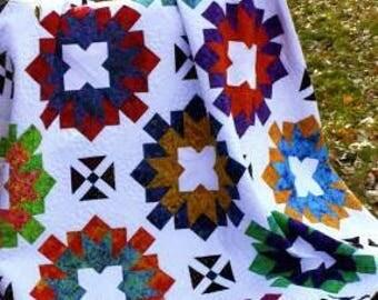 Shivaun Place pattern by Sassafras Lane Designs