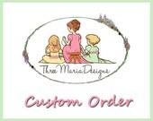 Custom Golf Theme Bib and Diaper Cover