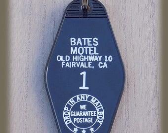 Bates Motel Vintage style Psycho Keychain