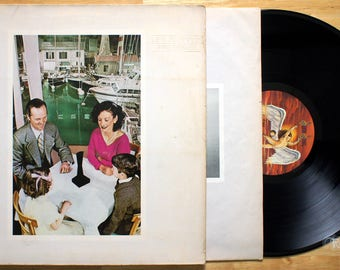 Led Zeppelin - Presence (1976) Vinyl LP; Jimmy Page