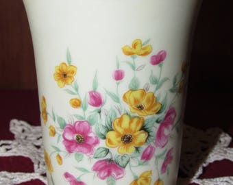 Lefton China Glass Tumbler