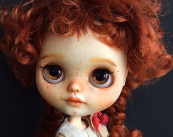 Blythe doll OOAK