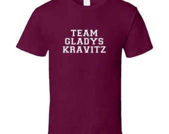 Team Gladys Kravitz Tv Show Bewitched T Shirt