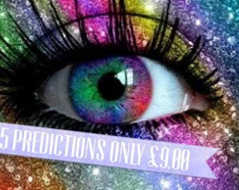 5 psychic Predictions Reading.