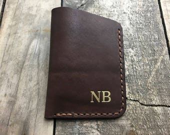 Personalised Business Card Holder, Leather Business Card Holder, Leather Card Case, Personalised Card Case, Business Card Case