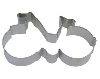 """Bicycle Cookie Cutter Bike Cookie Cutter Birthday Cookie Cutter 5.5"""" RM-1021"""
