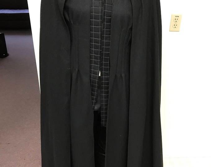 Darth Vader Cape and Sur coat