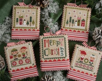 "LIZZIE KATE ""Tiny Tidings XXII"" #186 