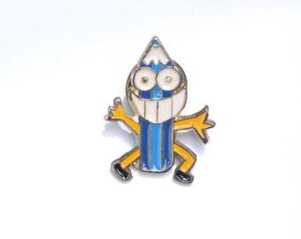 Pencil enamel pin, student pins, lapel pin, enamel pin,office lapel pin,