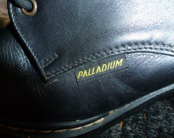 palladium vintage leather shoes/boots