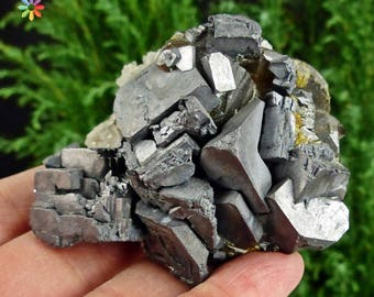 Beautiful Galena, Gem SPhalerite var. Cleiophane, Quartz, Crystal, Mineral