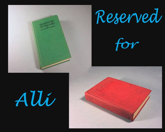 Reserved For Alli