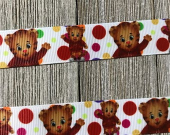 Daniel Tiger Ribbon