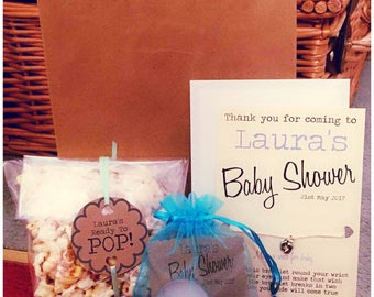 Baby Shower Favour - Thank You Bags, Gift Bags