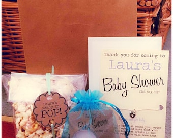 Baby Shower Favour - Thank You Bags