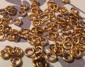 Vintage 4mm Gold Plate Ju...