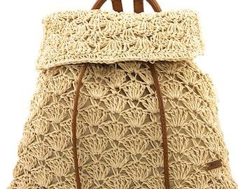 Beach Bum Drawstring Backpack
