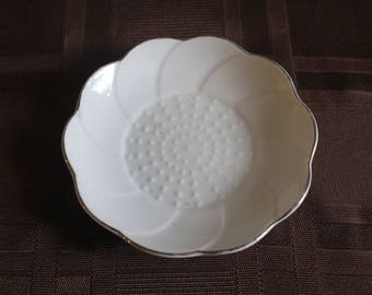 Vintage Lefton China Trinket Dish