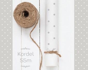 Jute yarn 55 m