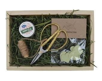 For The Gardener Gift Box  Gardening Set