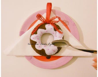 Scented sachet Donuts