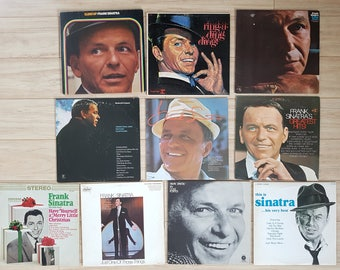Frank Sinatra 10 LP Collection