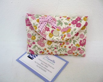 Case cards liberty card fabric, accessory holder cards