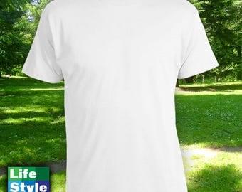 Blank/Plain T-shirt for Mens Womens Kids or Baby Bodysuit, Extra Shirt, Etsy, Premium Garment, Womens Clothing, Mens Clothing, Kids Clothing