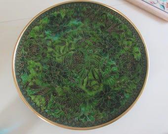CHINA CLOISONNE BOWL