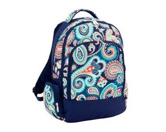 Monogram backpack | Etsy