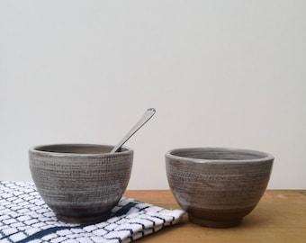 Linen cup coffee set of two, Ceramic cup, serving cup, handmade mug,pottery mug, handmade tea cup, dinnerware,made uk
