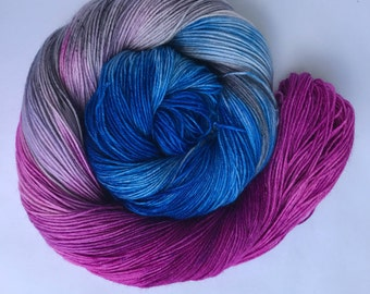 Mr. and Mrs. Kettle Dyed Yarn