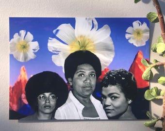 Tres Reinas (5x7 Print)