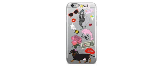 Sad Girl, Iphone Case