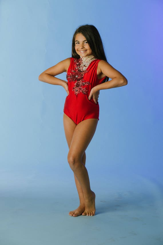 Custom Dance Costume Available To Ship Size Lc Dance