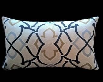 Lumbar pillow cover - Indoor Outdoor pillow cover,decorative pillow cover, boudoir pillow cover, fall pillow cover,throw pillow cover
