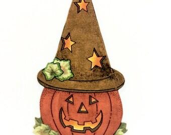 HALLOWEEN MAGNET, Pumpkins, Jack O Lantern, Halloween Decor, Halloween, Trick or Treat, October, Magnets, Pumpkin Magnet, Pumpkin Decor, Boo