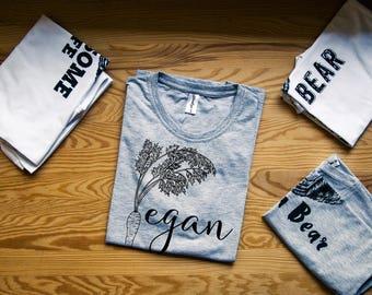 Vegan shirt / Cute vegan shirt / Vegan clothing / Funny vegan shirts / Cute vegan t-shirt / Vegan shirts / Vegan t shirt / Vegan gift
